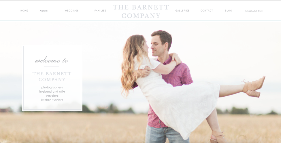 The Barnett Company Website Launch.png