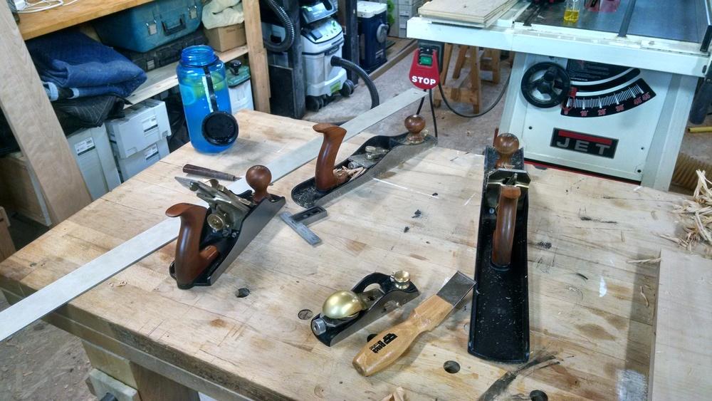 Tools o'the trade