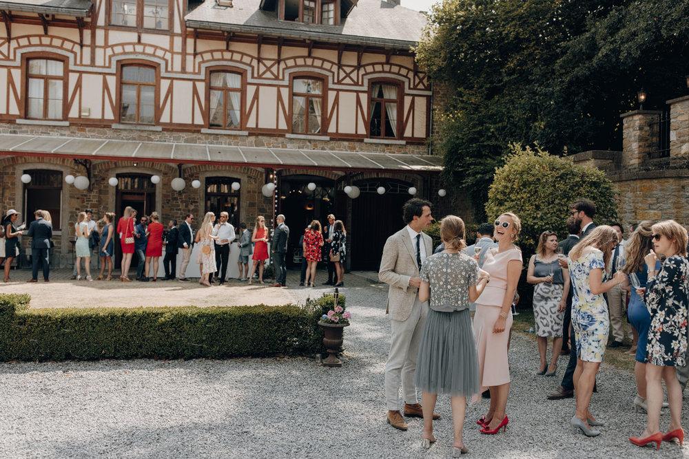 Chateau de Presseux