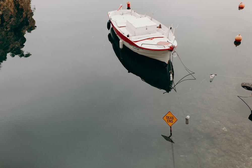Boat in Agios Nikolaos