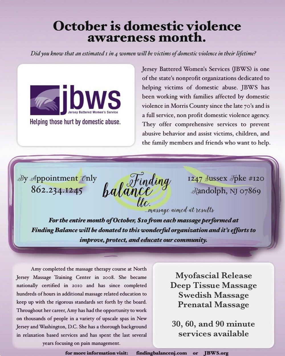 JBWS fundraiser