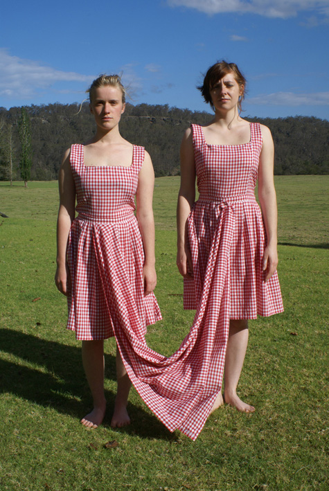 Picnic Dress (performance still)