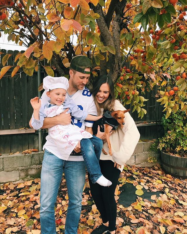 i love this day the most. SO much to be thankful for (incredible family, great friends, faith, adventure...) and what a fun thing to stop for a moment and invite all the gratitude in. happy thanksgiving from our family to yours. also, these days, where ace goes colt goes so your welcome for the extra cute addition to this year's fam photo ❤️