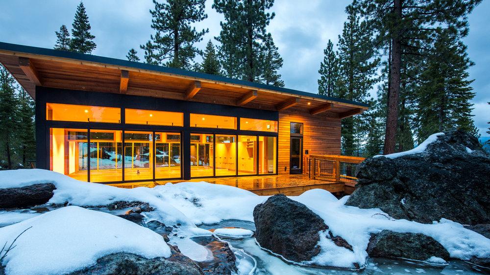 Mountainside Yoga Studio