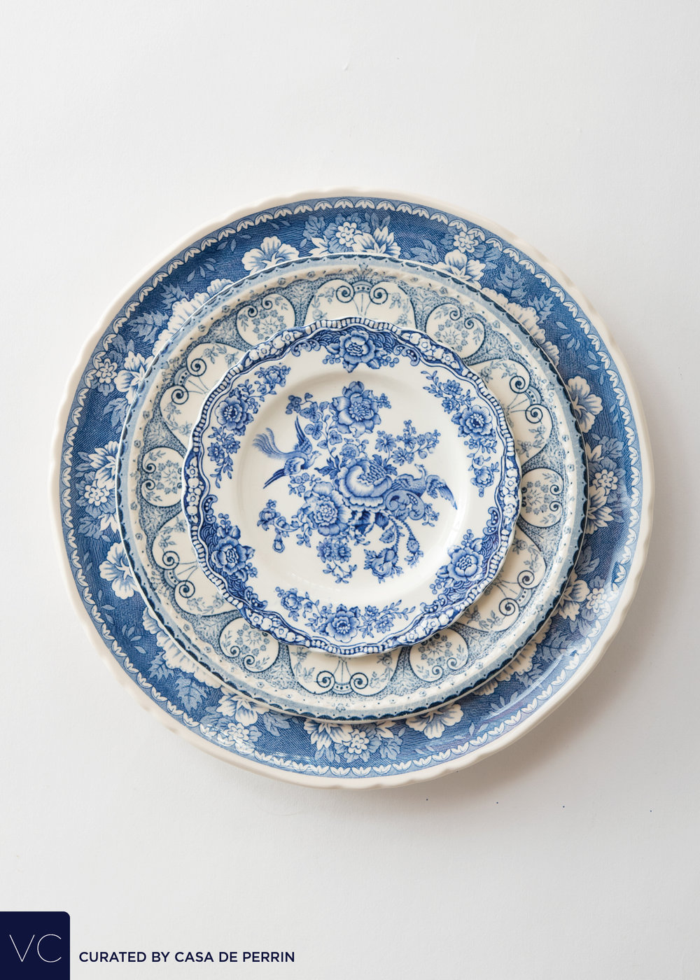 Blue Garden Collection & Blue Garden Collection u2014 Casa de Perrin