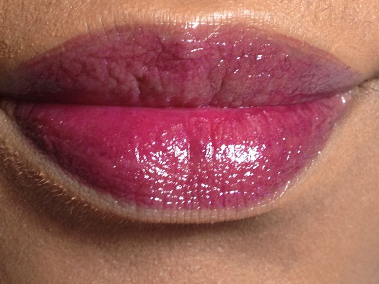 LOreal Caresse Aqua Lacquer Gloss Stain YSL Glossy Stain dupe