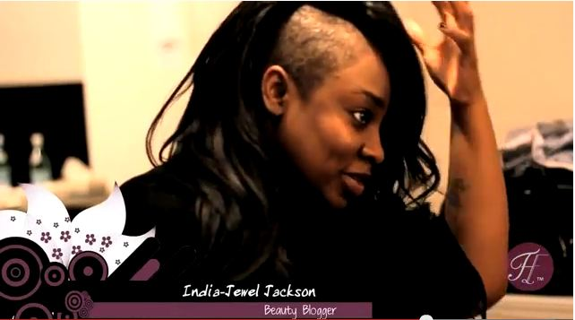 India-Jewl Jackson 2 Hair Factory Sahara Kinky Relaxed Natural Remi