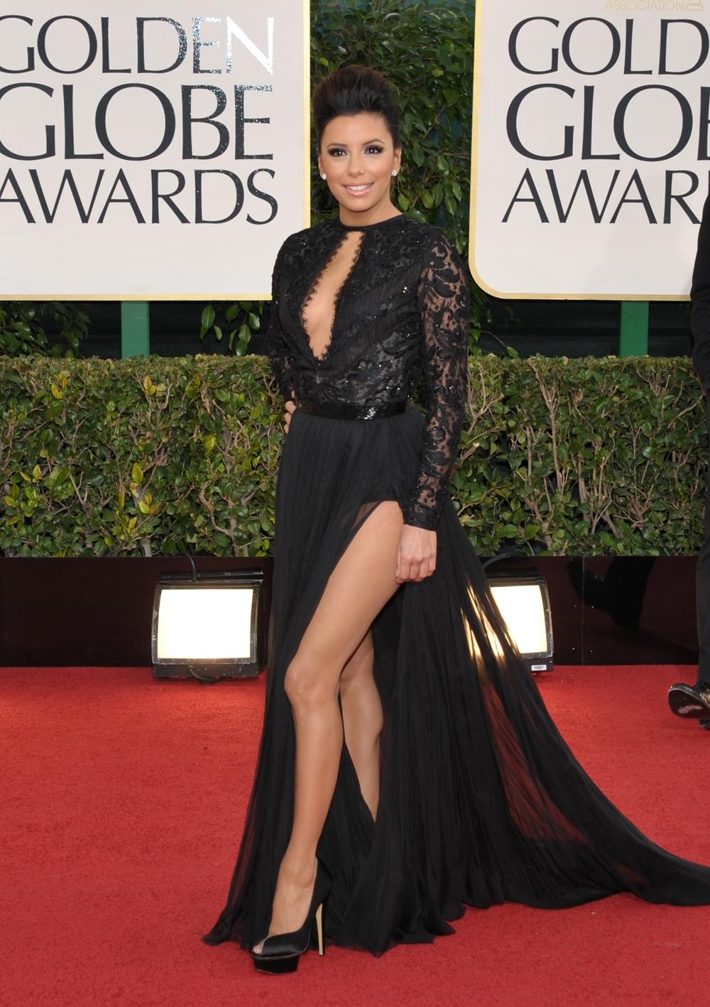 Eva Longoria Golden Globe Awards