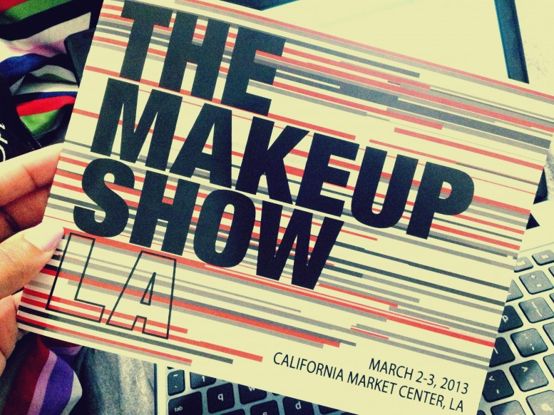 The Makeup Show LA 2013
