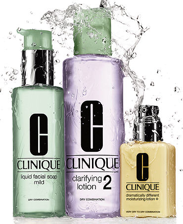 Clinique 3 Step Skin Care 2014