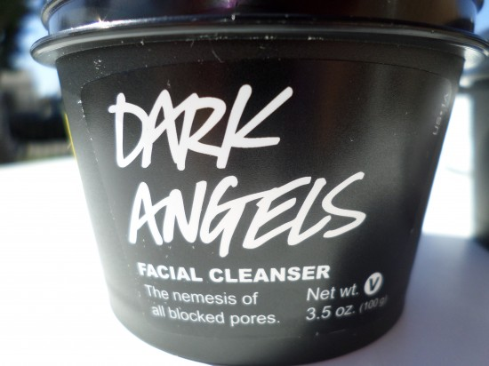 Lush Cosmetics Dark Angels