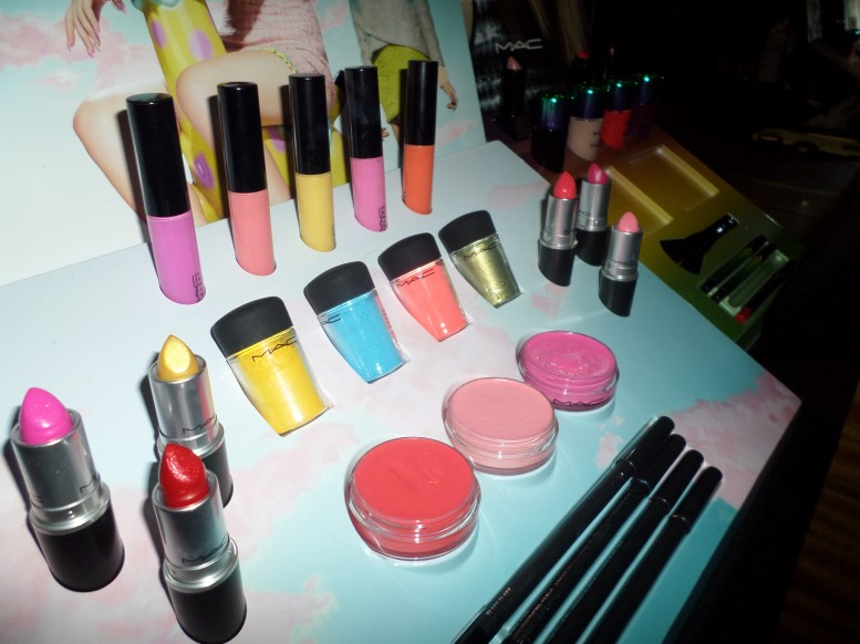MAC Playland Los Angeles Event April 10th 2014 Robertson Blvd