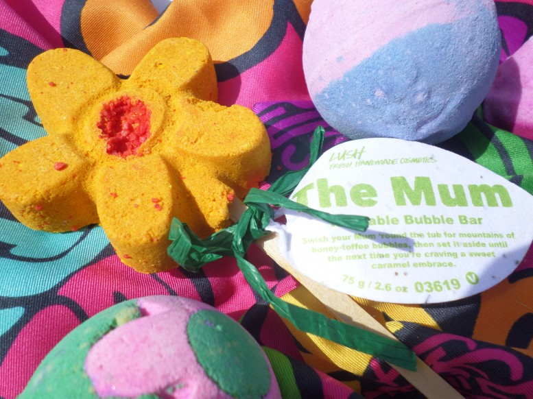 Lush Cosmetics Mother's Day Sets