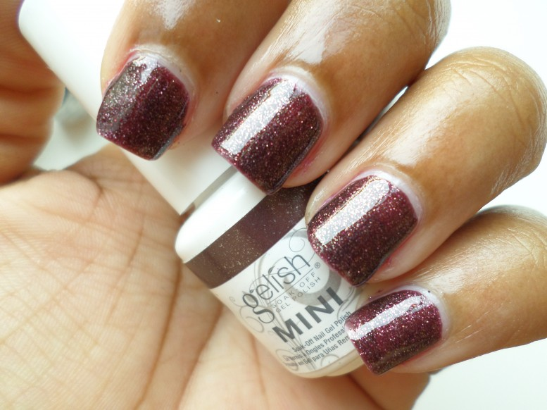 Gelish Fall 2014 Whose Cider Are You On