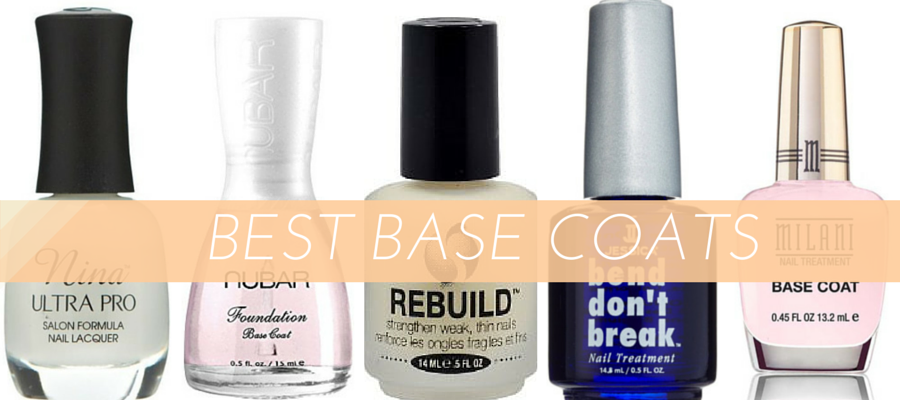 Best Base Coats for All Nails