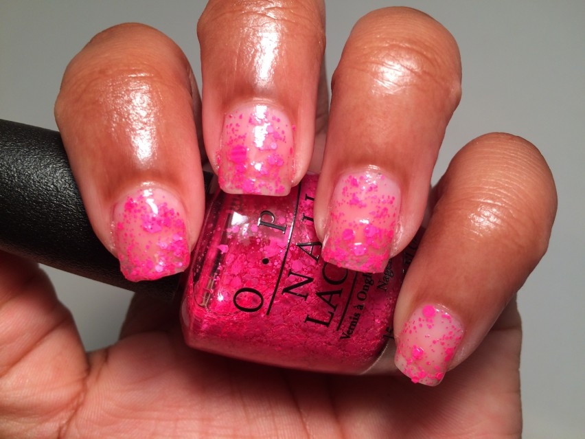 OPI Pinks & Needles - OPI Brights Collections 2015 (3)