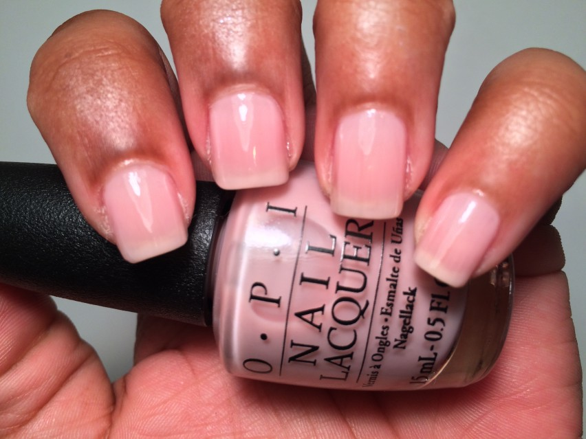OPI Put It In Neutral - OPI Soft Shade 2015 Collection (5)