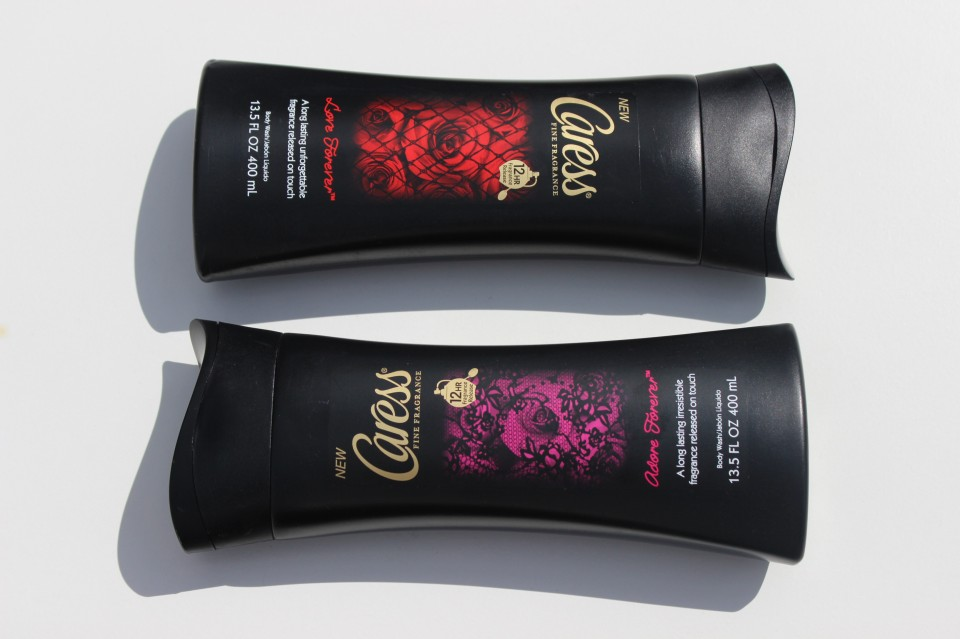 Caress Forever Collection Body Wash 1