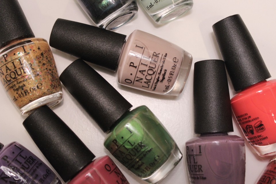OPI Hawaii Collection (Spring/Summer 2015)