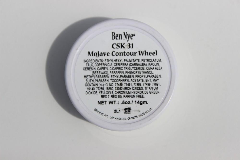 ben nye mojave contour wheel csk-31 (3)