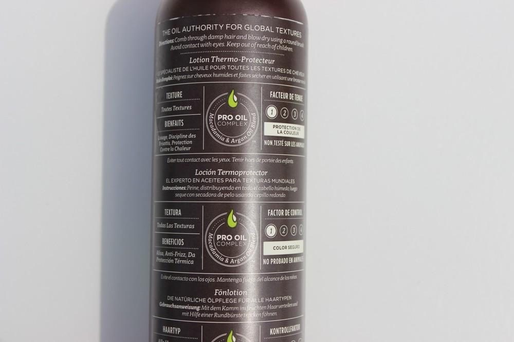 Macadamia Professional Blow Dry Lotion