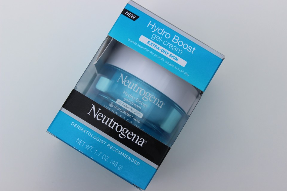 neutrogena Hydro Boost Gel-Cream Extra-Dry Skin 1