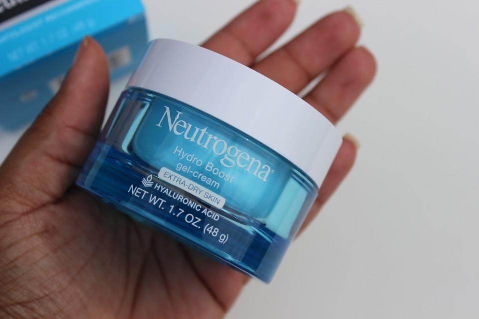 neutrogena Hydro Boost Gel-Cream Extra-Dry Skin 12