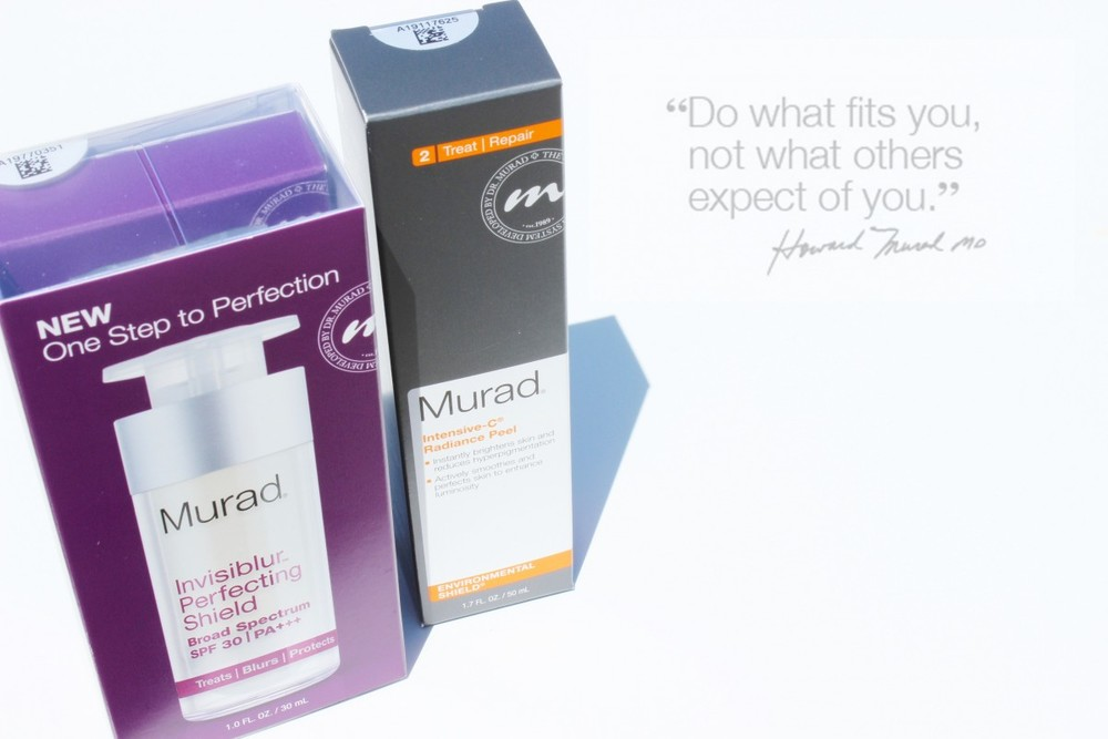 Murad Invisiblur Perfecting Shield Giveaway
