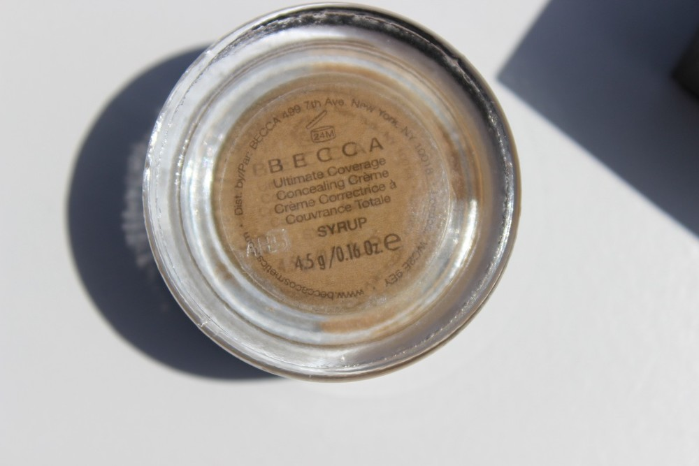becca ultimate coverage concealing creme syrup (6)