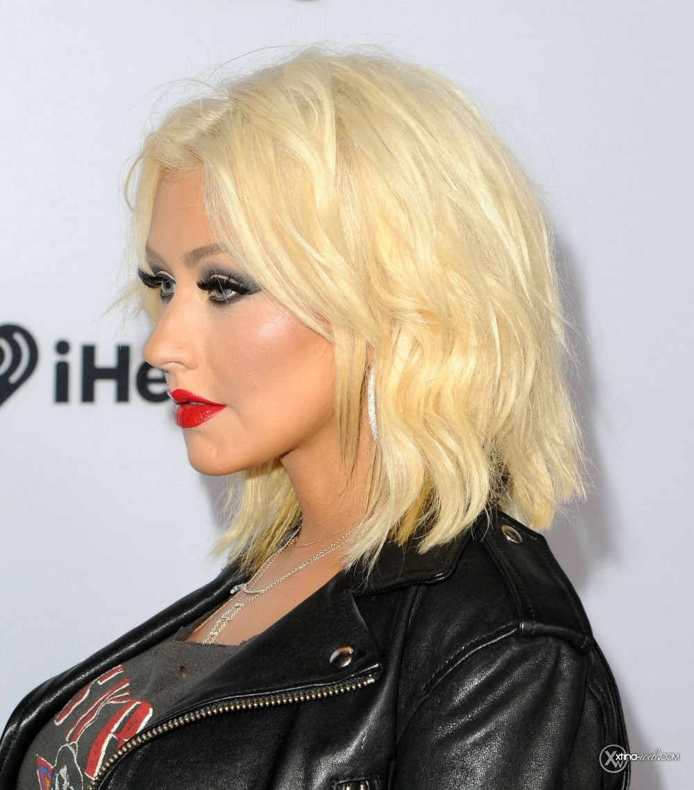 Christina Aguilera's New 'Shab' Cut for The Voice