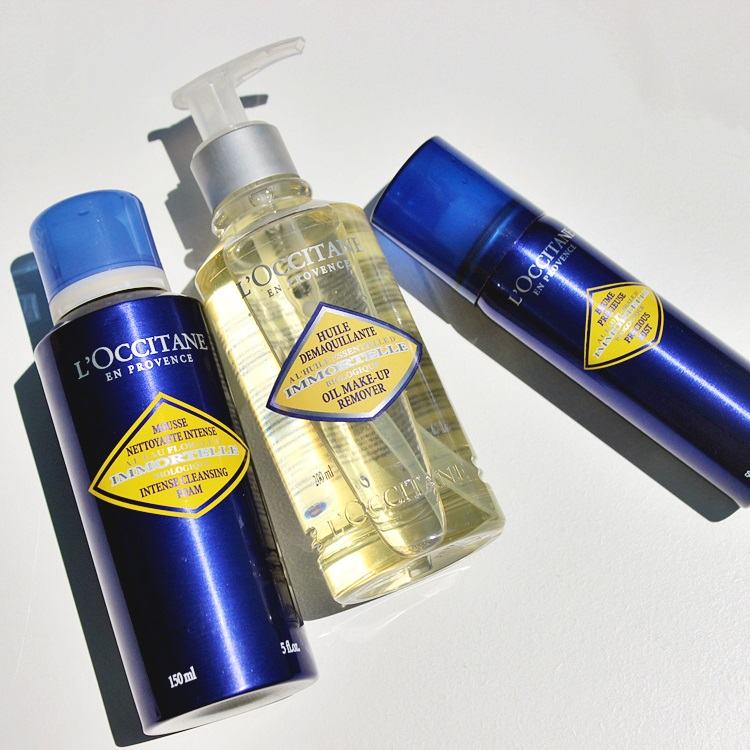 loccitane immortelle skin care collection (1)