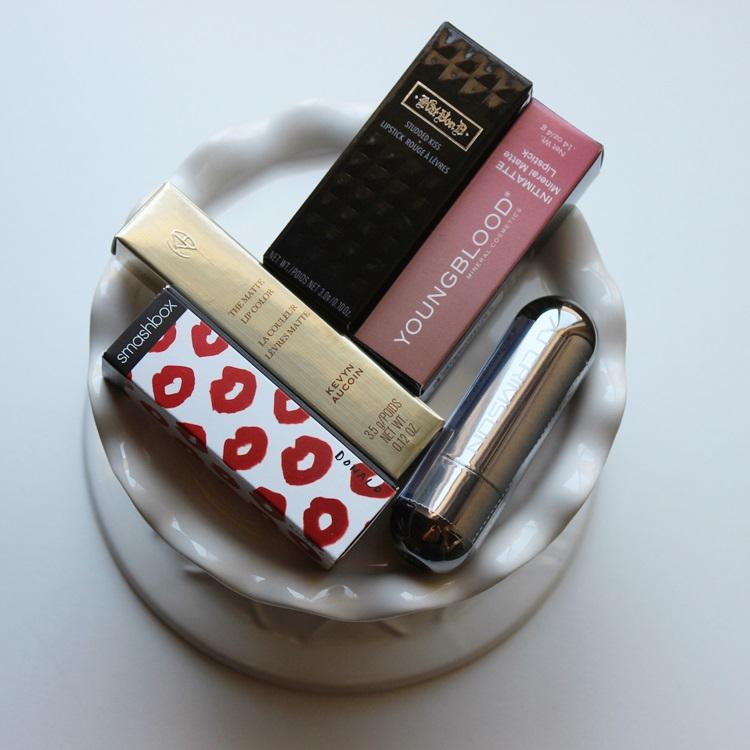 smashbox kat von d aj crimson youngblood kevin aucoin lipstick (1)