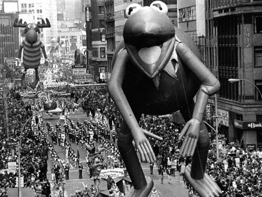 Macy's Thanksgiving Day Parade Through the Years,  Newsday  (Credit: Stan Wolfson)