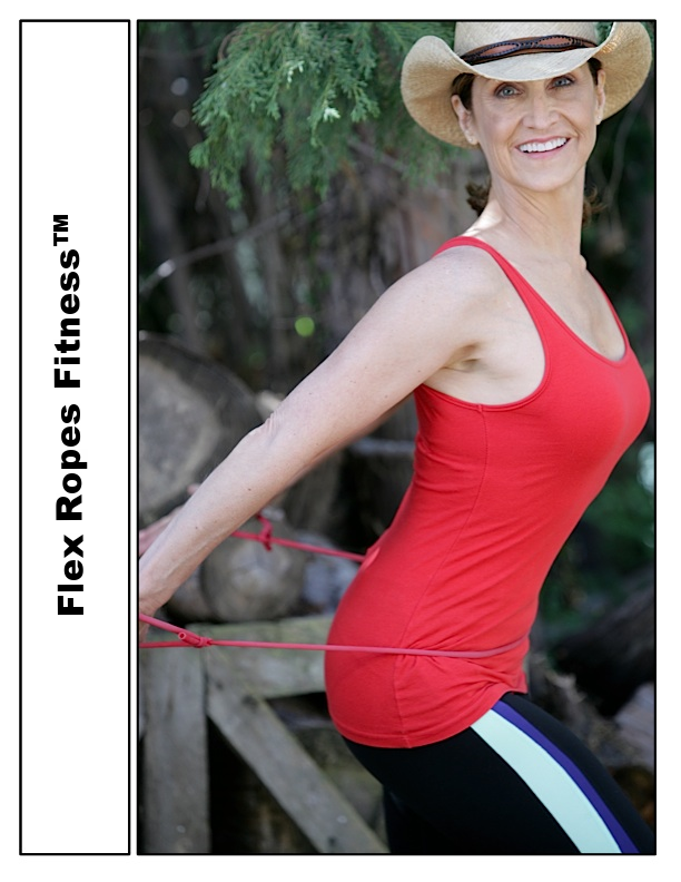 Heather Lea Gerdes Creator of Flex Ropes Fitness™