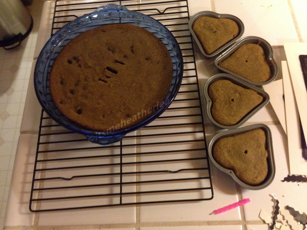 "Devil's Night Muffin ""Pie"" Recipe Yields Extra for Hearts"