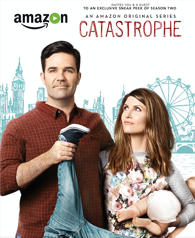 Catastrophe FYC invite