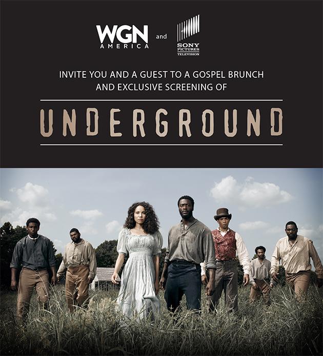 Underground FYC Invite