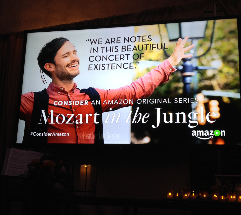 Mozart in the Jungle FYC @ The Hollywood Roosevelt Hotel in Los Angeles, CA