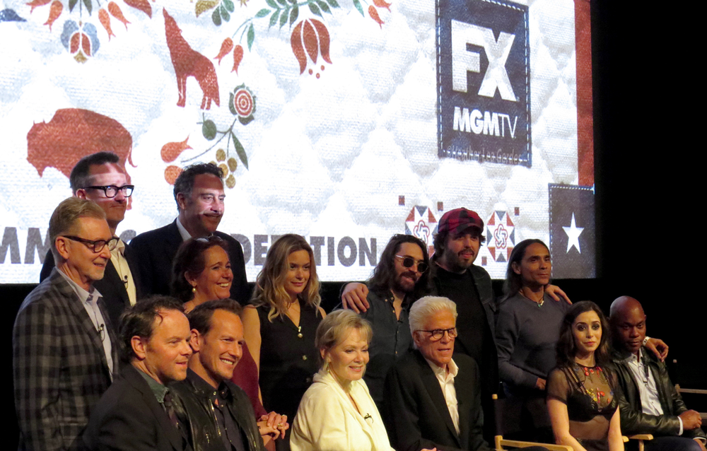 Fargo  FYC panel @ Paramount Studios in Los Angeles, CA