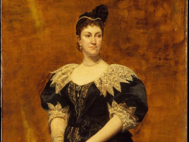 Caroline Astor by Carolus Duran