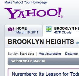 Yahoo Local Beta