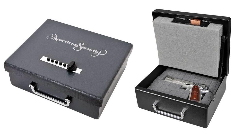 Model PS1210HD: Heavy Duty Handgun Safe