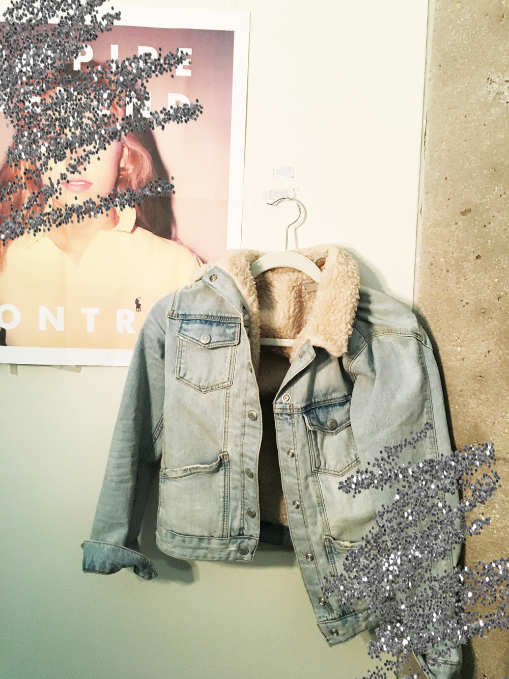 Jean Jacket by Topshop