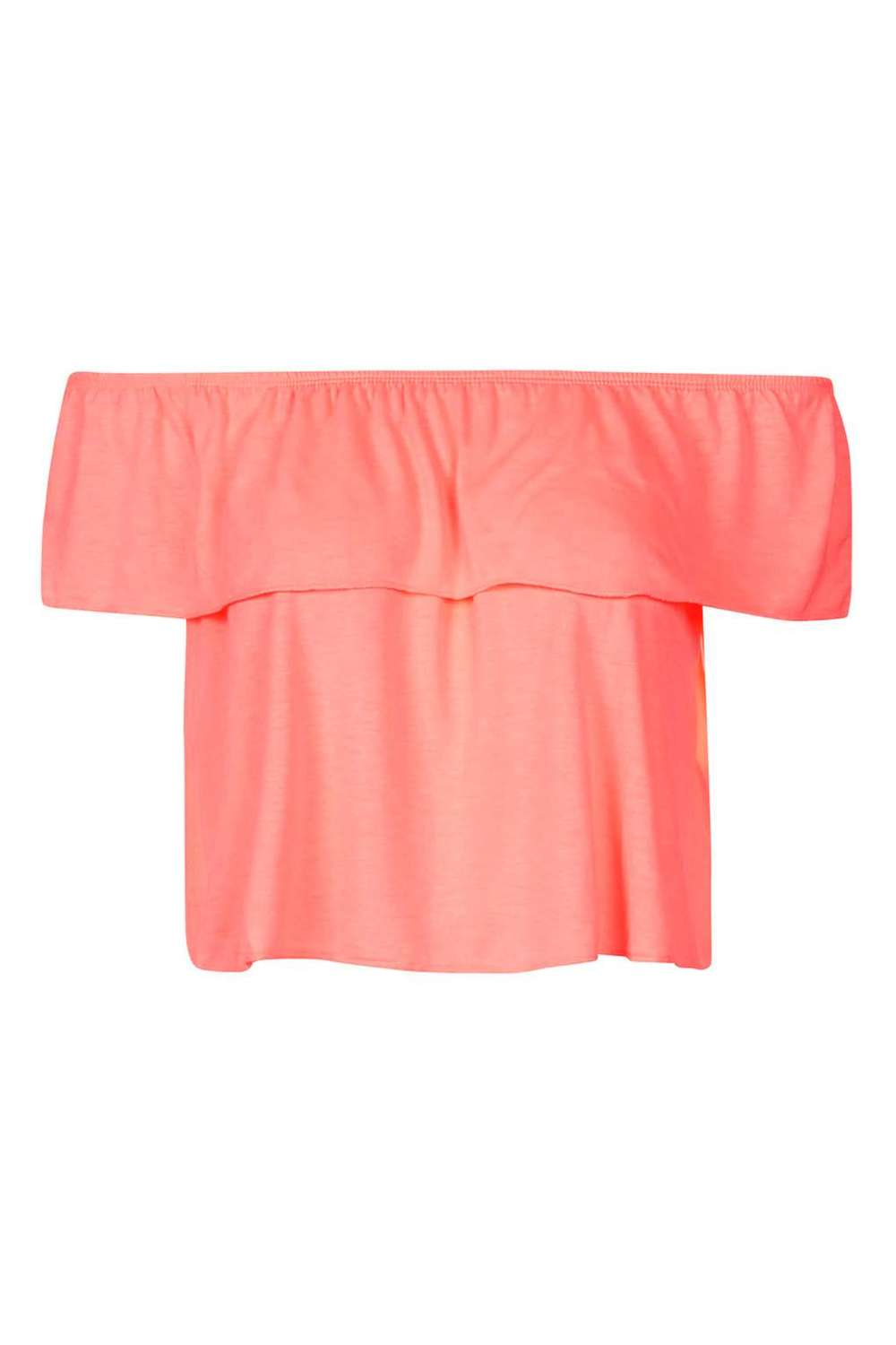 Off-The-Shoulder Bardot Blouse