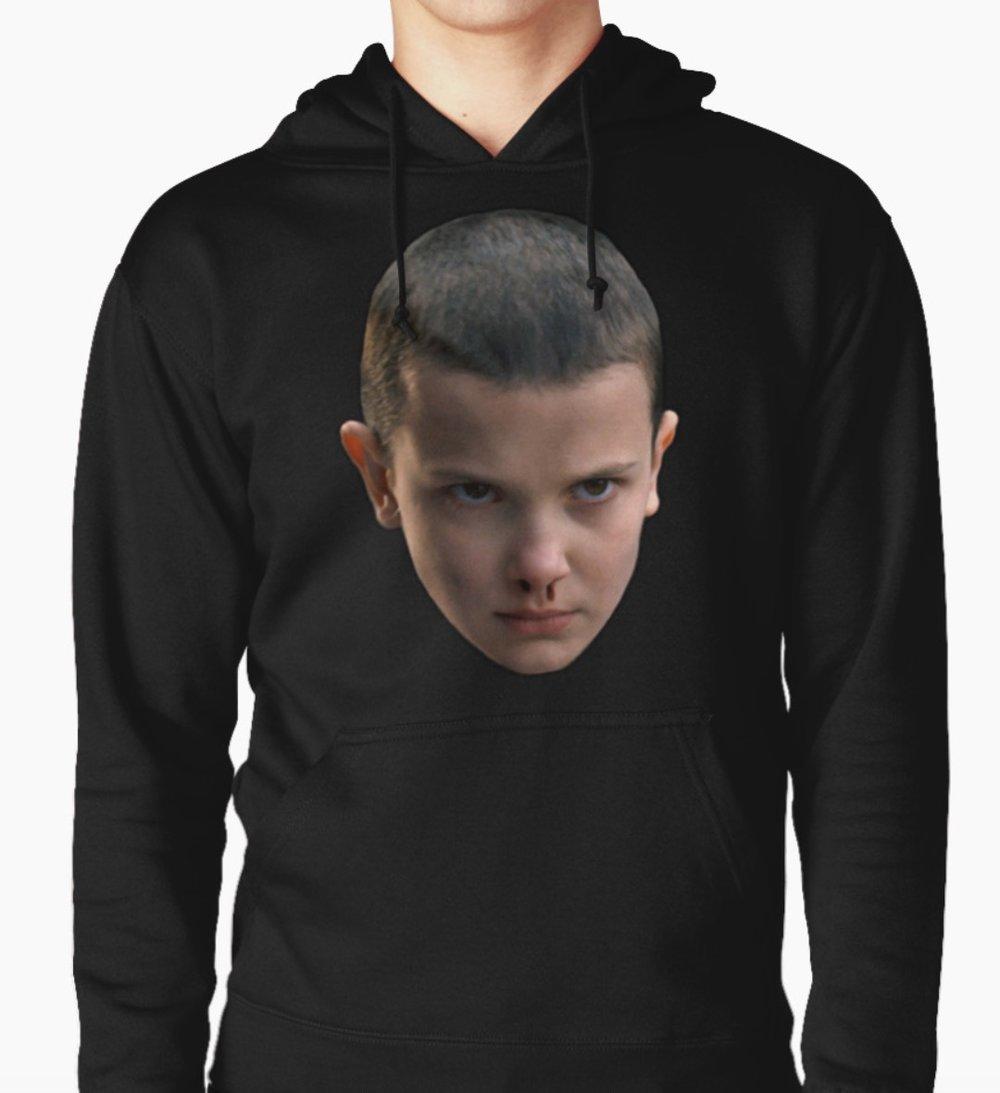 11 Pullover Hoodie