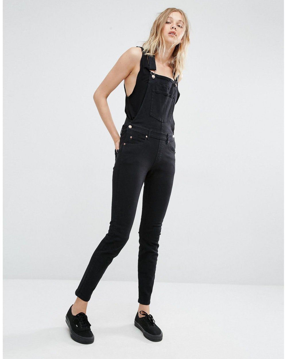 Absolutely love overalls. Some people might be a bit worried That they can seem unflattering on, however it all depends on the fit and your body shape. I happen to be on the short side so i would go for a skinny overall vs a boyfriend overall