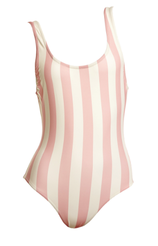 One Pieces Swimsuits I don't know how I missed this train but I finally got a ticket and I'm all aboard. One piece swimsuits are SO chic its kind of insane. I'm obsessed with this one from solid & striped.
