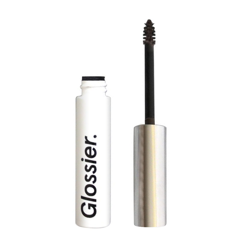 Glossier Boy Brow I feel like there's not much to say about this prodcut except for the fact that you just need it. Like, this shit is a STAPLE. If you have sparse brows that need some filling, or if you already fill in your brows to begin with, get this. It gives you the best natural full brow look.