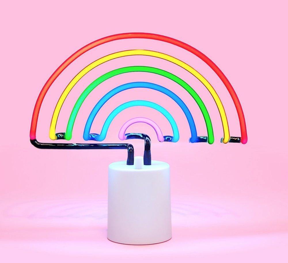 Ban.do rainbow light