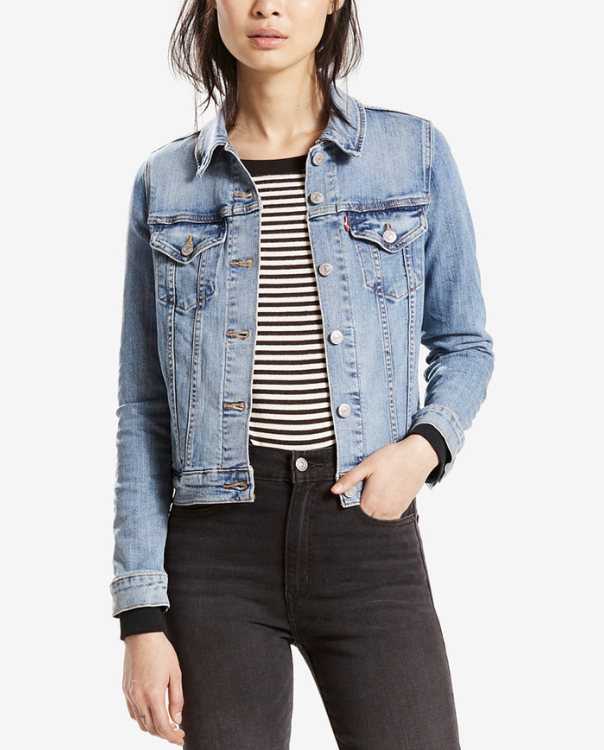 LEVI'S ORIGINAL DENIM TRUCKER JACKET